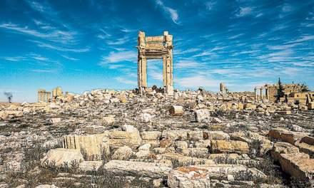 «Σκοτεινός» τουρισμός στην εμπόλεμη Συρία