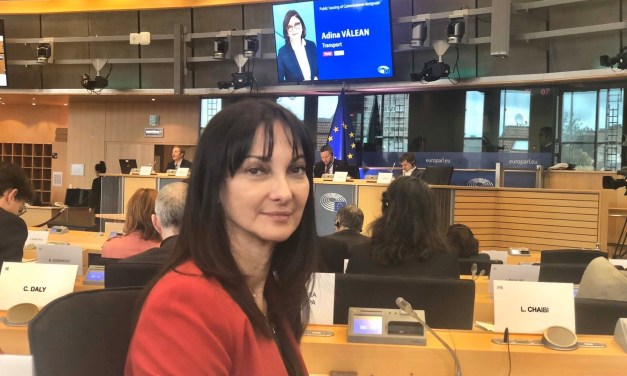 Στήριξη της νησιωτικότητας στην ευρωπαϊκή πολιτική για τις «πράσινες μεταφορές» ζήτησε η Έλενα Κουντουρά από την υποψήφια Επίτροπο Μεταφορών, κ. Valean