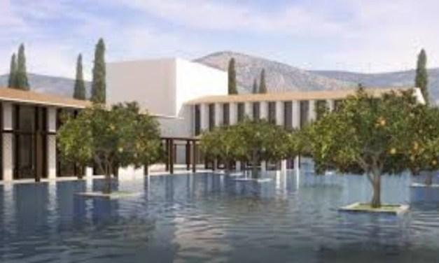 Σε δύο χρόνια θα λειτουργεί το γκολφ του παραθεριστικού θέρετρου Kilada Hill