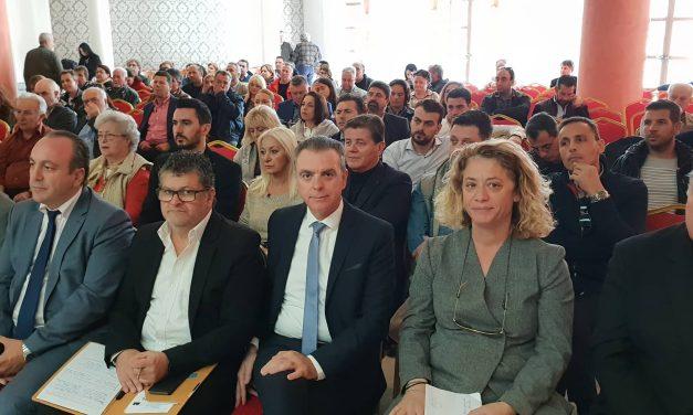 Σήμερα στη Ζάκυνθο προσκεκλημένος του Υπουργείου Ναυτιλίας και Νησιωτικής Πολιτικής, στη συνάντηση με θέμα: Ολοκληρωμένη Θαλάσσια Πολιτική και Νησιωτικός Χώρος