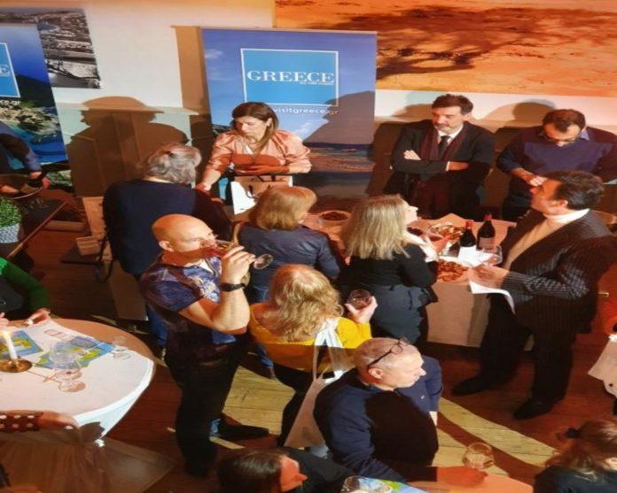 Φεστιβάλ Ελληνικού Οίνου στην Ολλανδία