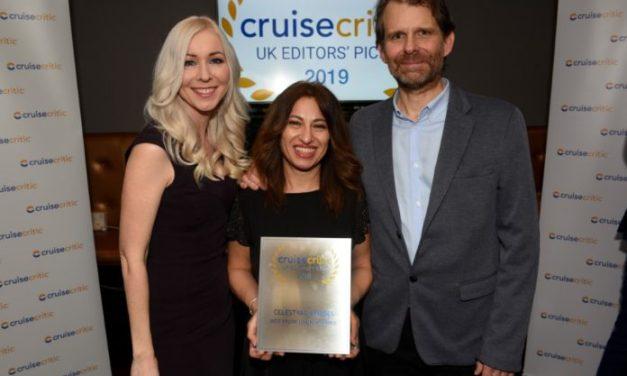 Η Celestyal Cruises στις καλύτερες εταιρείες κρουαζιέρας