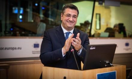 Ο Απόστολος Τζιτζικώστας υποψήφιος Πρόεδρος της Επιτροπής των Περιφερειών της ΕΕ με ομόφωνη στήριξη του Ευρωπαϊκού Λαϊκού Κόμματος (ΕΛΚ)