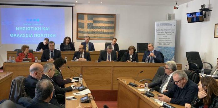 Μ.Κόνσολας: «Να ενταχθεί η Διπλή Νησιωτικότητα στην πολιτική κρατικών ενισχύσεων»