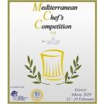 Η μεγαλύτερη Γιορτή της Γαστρονομίας  1st Mediterranean Chef's Competition