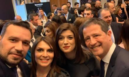Χρυσοί Σκούφοι: Η γαστρονομία μπορεί κ πρέπει να αποτελέσει έναν απο τους βασικούς τουριστικούς πυλώνες για τη χώρα μας! Κατερίνα Νοτοπούλου