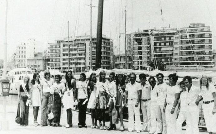 Vassilios Lefakinis, founder of first yacht charter company in Greece, passes away.