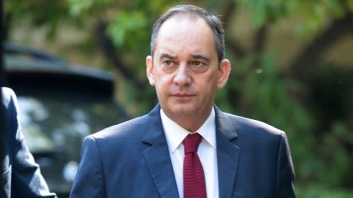 Συνέντευξη τύπου του Υπουργού Ναυτιλίας και Νησιωτικής Πολιτικής κ. Γιάννη Πλακιωτάκη για το σχέδιο νόμου.