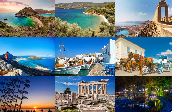 Κοινή καμπάνια ΕΟΤ & Mastercard για την Ελλάδα στο Ηνωμένο Βασίλειο και τις ΗΠΑ.
