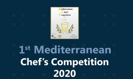 Οι Χορηγοί του 1st Mediterranean Chef's Competition 2020