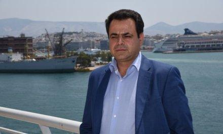 «Ν. Σαντορινιός: Βήμα το βήμα η ΝΔ επαναφέρει το αδιέξοδο μοντέλο ανάπτυξης του παρελθόντος, ανοίγοντας το δρόμο για την εκποίηση των Οργανισμών Λιμένων»