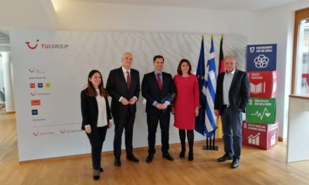 Ψήφος εμπιστοσύνης της γερμανικής αγοράς στον ελληνικό Τουρισμό