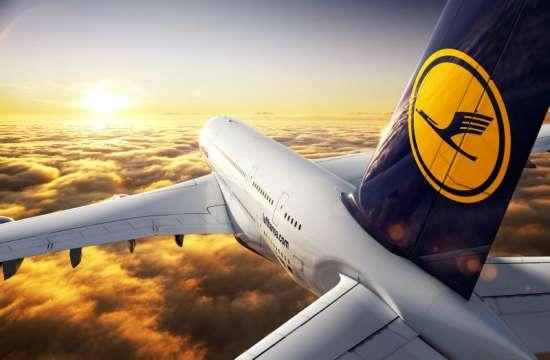 Μειωμένη η ζημία τον Ιούλιο – Αύγουστο για τη Lufthansa