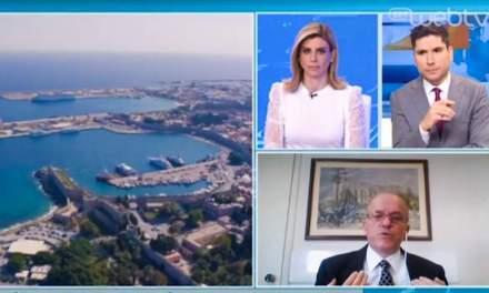Το κράτος δεν είναι ασφαλιστική να αποζημιώνει εργαζόμενους και επιχειρήσεις Γενικός Γραμματέας υπουργείου τουρισμού  κ. Λούλης