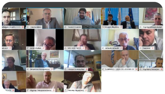 Θεοδωρικάκος: Ρυθμίσεις για τη στήριξη των Δήμων- Η Αυτοδιοίκηση να αναδειχθεί σε πυλώνα αλληλεγγύης, κοινωνικής συνοχής και ανάπτυξης – Τηλεδιάσκεψη με ΚΕΔΕ