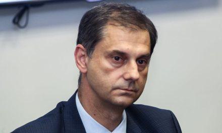 Η δήλωση του Υπουργού Τουρισμού κ. Χάρη Θεοχάρη στο αεροδρόμιο της Κέρκυρας κατά την άφιξη της πρώτης διεθνούς πτήσης στο νησί