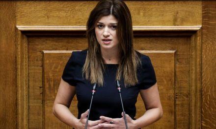 Κ. Νοτοπούλου: Το recovery plan στον τουρισμό να μην έρθει πολύ αργά, να είναι επαρκές και δίκαια κατανεμημένο