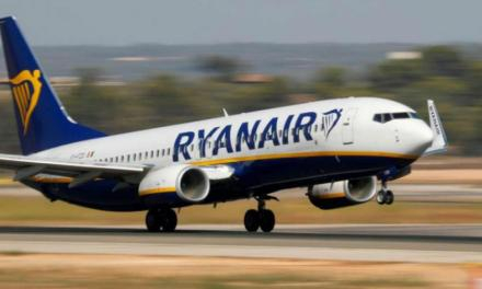 Ryanair: Για την Ελλάδα θα λειτουργήσουμε με πληρότητα 55%, ενώ ο μέσος όρος μας είναι 40%