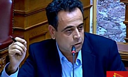 «Ν. Σαντορινιός: Ο κ. Μηταράκης λέει ψέματα βάζοντας σε κίνδυνο τον μειωμένο συντελεστή ΦΠΑ στα 5 νησιά του Αιγαίου που φιλοξενούν πρόσφυγες»