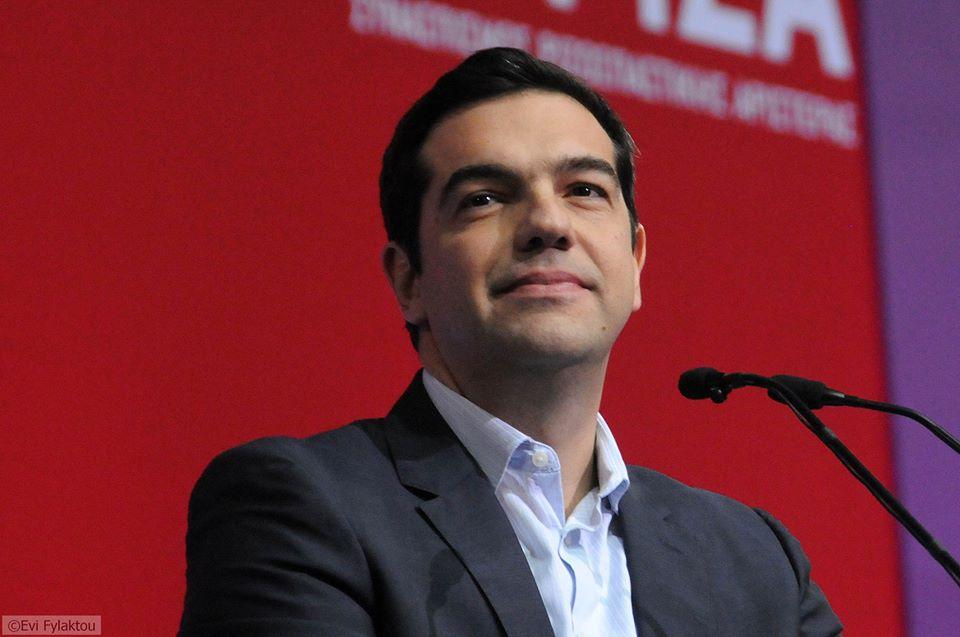 Στη Ρόδο θα βρίσκεται αύριο ο Πρόεδρος του ΣΥΡΙΖΑ Αλέξης Τσίπρας12.30 θα πραγματοποιηθεί σύσκεψη με εκπροσώπους φορέων για τα καυτά ζητήματα στον τουρισμό, την εστίαση, την εργασία