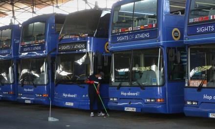 Γ. Βαρεμένος: Αόρατοι για τη ΝΔ οι εργαζόμενοι στα τουριστικά λεωφορεία