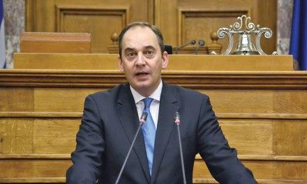 Υπουργός Ναυτιλίας και Νησιωτικής Πολιτικής κ. Γιάννης Πλακιωτάκης  «Ο εκσυγχρονισμός των ακτοπλοϊκών συγκοινωνιών συνεχίζεται σταθερά»