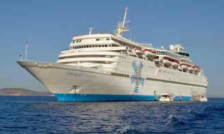 Η ελληνική γραμμή Celestyal Cruises επιλέγει να παραλείψει την υπόλοιπη σεζόν του 2020, θα επαναληφθεί το 2021