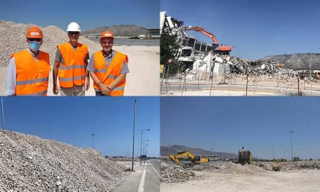 Υπόδειγμα μεγάλου «πράσινου έργου» το project του Ελληνικού