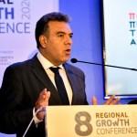 ΜΑΝΟΣ ΚΟΝΣΟΛΑΣ: «Σχέδιο για να μπουν όλες οι Περιφέρειες της χώρας στο χάρτη της τουριστικής ανάπτυξης»