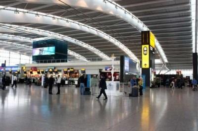 Από 1η Δεκεμβρίου τα τεστ στα αεροδρόμια για την Βρετανία