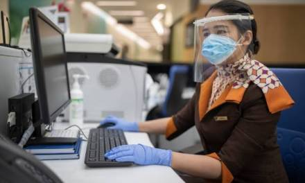 Η Etihad ενώνει τις δυνάμεις της με το Mediclinic για δοκιμή PCR στο σπίτι