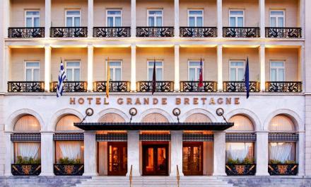 Ανοίγει στις 15 Ιουλίου το εμβληματικό ξενοδοχείο της Αθήνας Μεγάλη Βρετανία