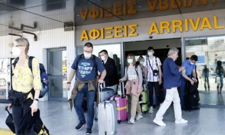 235 διεθνείς πτήσεις υποδέχεται σήμερα η Ελλάδα