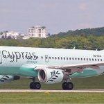 Αναστολή πτήσεων προς Ελλάδα ανακοίνωσε η Cyprus Airways