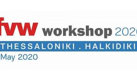 Σε Θεσσαλονίκη και Χαλκιδική το «FVW workshop Greece 2020» από 15-20 Σεπτεμβρίου