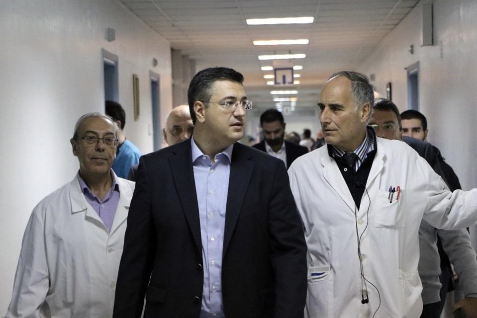 Η Περιφέρεια Κεντρικής Μακεδονίας ενισχύει με προσωπικό τις μονάδες υγείας σε όλη την Κεντρική Μακεδονία για τα επόμενα δύο χρόνια