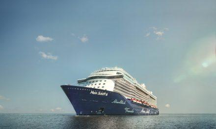 Η TUI Cruises είναι η πρώτη εταιρεία κρουαζιέρας