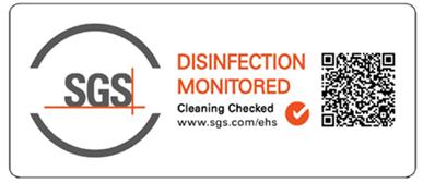 Η εταιρεία SGS πιστοποίησε το Μουσείο Κυκλαδικής Τέχνης και το ξενοδοχείο 5* Radisson Blu Park για τις διαδικασίες απολύμανσης από τον ιό Covid-19.