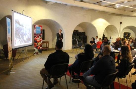 ΕΟΤ | Παρουσίαση στη Σουηδία των εναλλακτικών μορφών τουρισμού της Ελλάδας