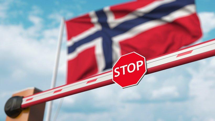 Μόνο με αρνητικά τεστ κορωνοϊού η είσοδος στη Νορβηγία