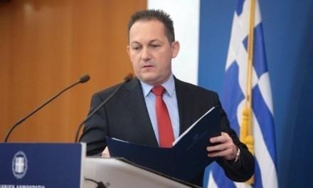 Στ. Πέτσας: Παρατείνονται μέχρι και τις 7 Δεκεμβρίου τα περιοριστικά μέτρα