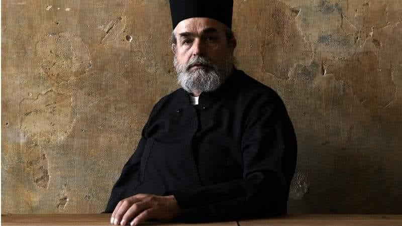 Σήμερα 11 Δεκεμβρίου 2020 στις 4.30, κοιμήθηκε ο Γέροντας Επιφανιος, οινοποιος και αρχιμαγειρας του Αγίου Όρους.