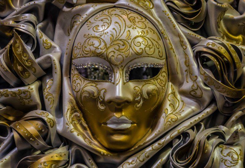Καρναβάλι δίχως τουρίστες στη Βενετία