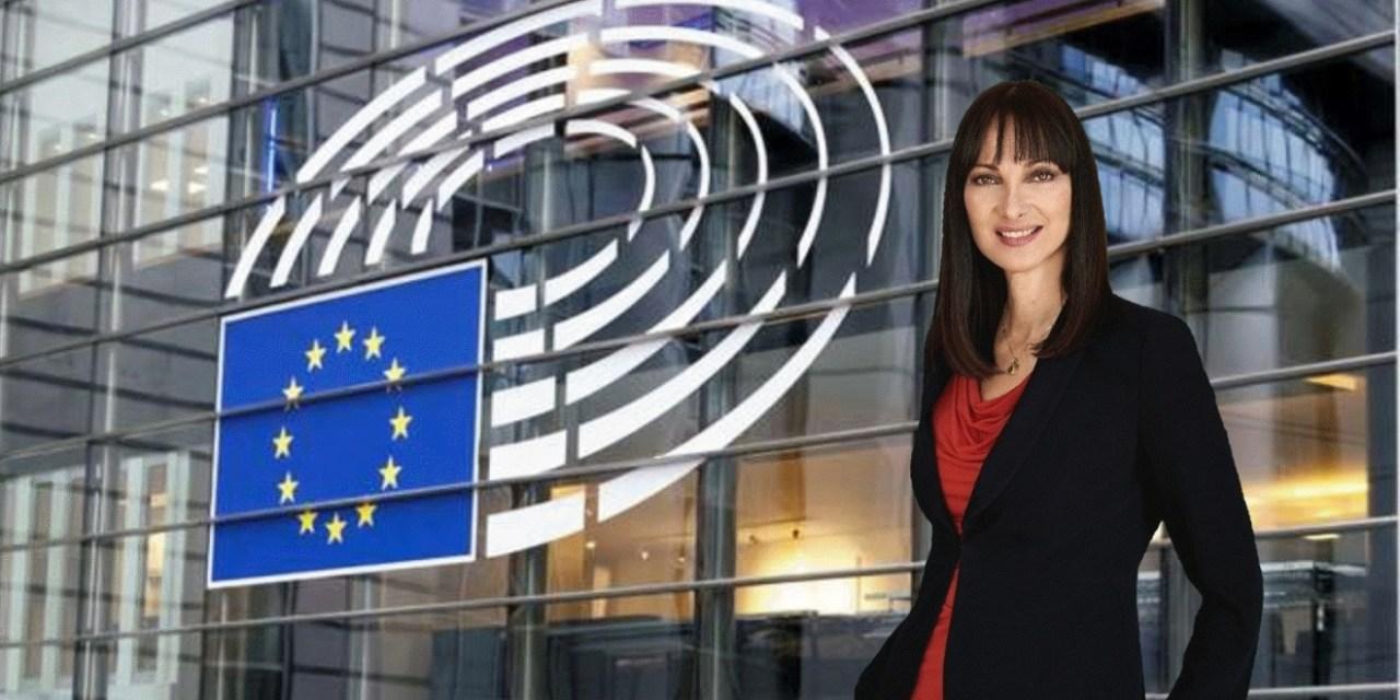 H Έλενα Κουντουρά εισηγήτρια του Ευρωπαϊκού Κοινοβουλίου στην Έκθεση για την Οδική Ασφάλεια στην ΕΕ 2021-2030