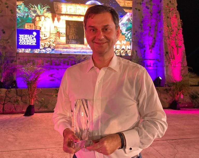 Το βραβείο «Global Champion Award for COVID-19 Crisis Management» απένειμε στην Ελλάδα το WTTC