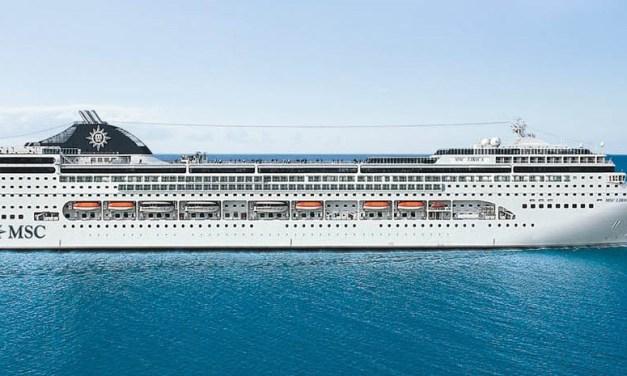 Τραυματισμός 44χρονου ναυτικού στο MSC Lirica