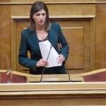 Κ.Νοτοπούλου: «Ψάχνει «Σωσίβιο» μπροστά στις τεράστιες ευθύνες του ο κ. Μητσοτάκης»