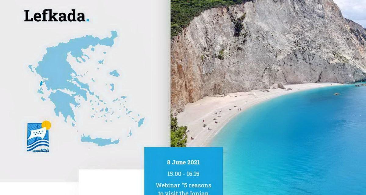 Ανδρέας Κτενάς: «Δυναμική παρουσίαση της Λευκάδας στην τουριστική αγορά των Κάτω Χωρών»