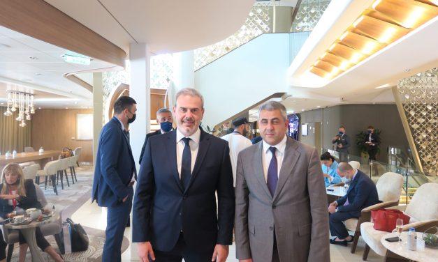 ΕΟΤ: Η Ά. Γκερέκου και ο Δ. Φραγκάκης στην 66η Συνάντηση της Περιφερειακής Επιτροπής του UNWTO για την Ευρώπη