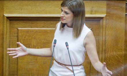 Κ. Νοτοπούλου: Τι άλλο περιμένει ο Υπουργός Τουρισμού για να παραιτηθεί;